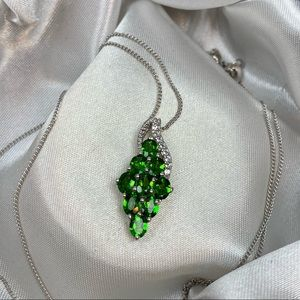 Jewelry - 💚Russian Chrome Diopside Pendant💚